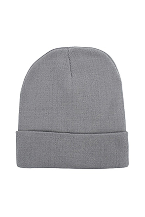 "OTTOCAP/오토캡 Superior Cotton Knit Beanie 12"" (Gray)"