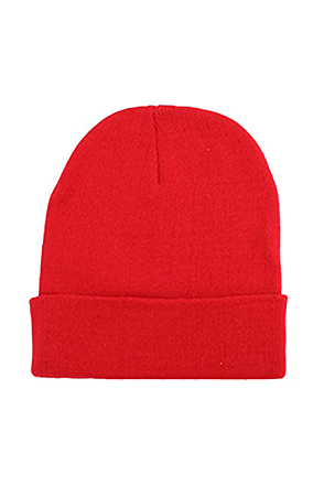 "OTTOCAP/오토캡 Superior Cotton Knit Beanie 12"" (Red)"