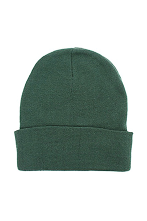 "OTTOCAP/오토캡 Superior Cotton Knit Beanie 12"" (Dark Green)"
