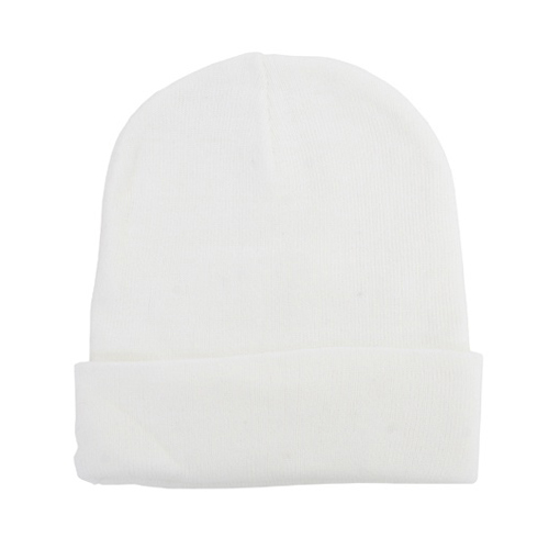 "OTTOCAP/오토캡 Superior Cotton Knit Beanie 12"" (White)"
