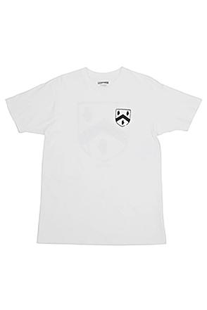 Mighty Healthy/마이티 헬씨 15SS Crest Tee (White)