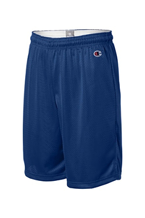 Champion/챔피언 8731 Polyester Mesh Short (Athletic Royal)