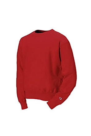 Champion/챔피언 S600 Crewneck Sweatshirt (Scarlet)
