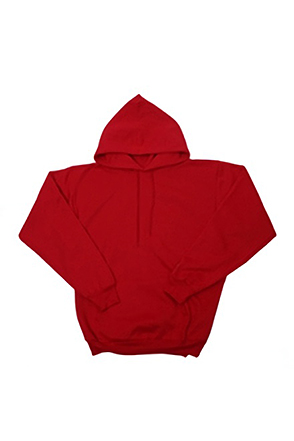 Champion/챔피언 S700 9 oz., 50/50 Eco Pullover Hood (Red)