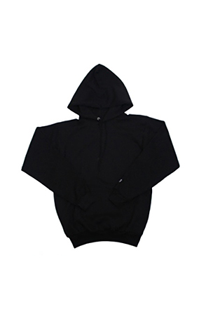 Champion/챔피언 S700 9 oz., 50/50 Eco Pullover Hood (Black)