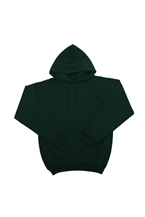 Champion/챔피언 S700 9 oz., 50/50 Eco Pullover Hood (Dark Green)