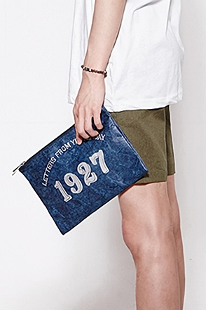 PAPER CLUTCH 페이퍼 1927 클러치 [2color / one size]