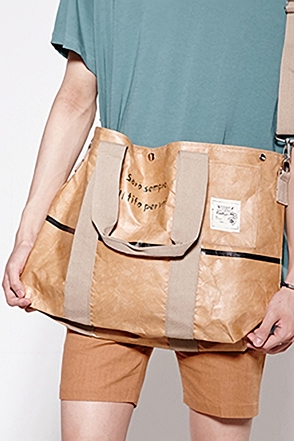 PAPER SHOULDER BAG 페이퍼 숄더백 [4color / one size]