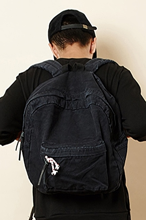 004 WASHING BACKPACK 004 빈티지 백팩 [2color / one size]