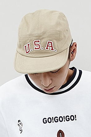 USA MICKEY CAP 유에스에이 믹키 캡 [5color / one size]