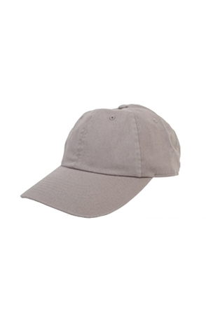 Champion/챔피언 CH4001 Bio-Washed Twill Cap (Light Steel)