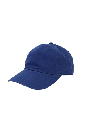 Champion/챔피언 CH4001 Bio-Washed Twill Cap (Royal)