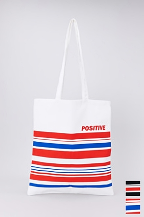 POSITIVE ECHO BAG포지티브 에코백[2color / one size]