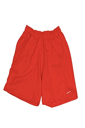 Surgical Steel/써지컬스틸 SIMPLE COLORFUL SHORT PANTS 15SSPT11RE (RED)