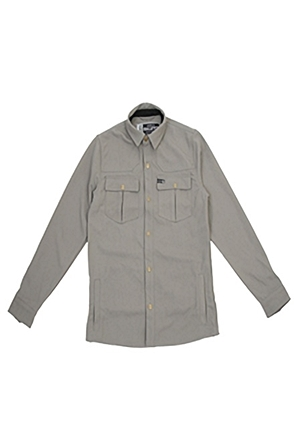 Coalatree/코알라트리 Annex Work Shirt (Gray)