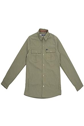 Coalatree/코알라트리 Annex Work Shirt (Green)