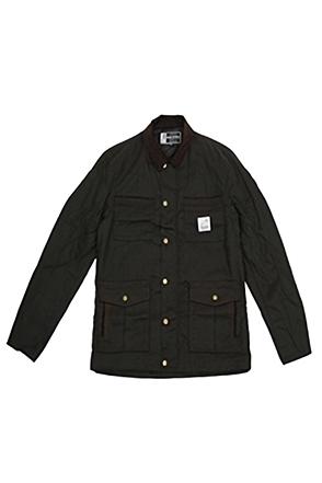 Coalatree/코알라트리 Quarters Work Jacket (Brown)