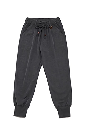 AWESOME IMAGINATIONWASHED COTTON JOGGER PANTSCharcoal