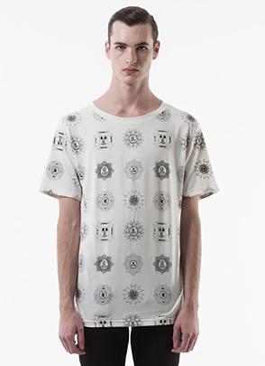 IRONY PORN(O) VOYEUR LABELMedal T-shirt(I)