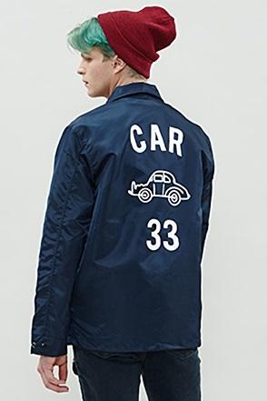 CAR COACH JACKET 자동차 코치자켓 [2color / 2size]