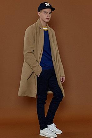 5컬러 셀린 하이드 버튼 코트 [5color / 2size]