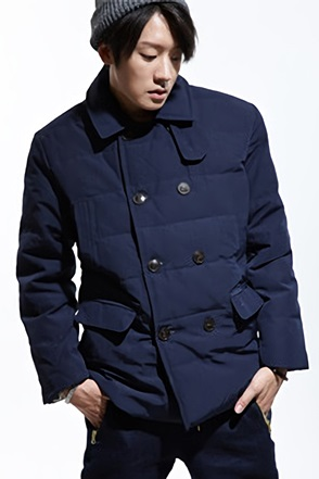 DUCK DOWN PEA COAT덕다운 피코트[2color / 2size]