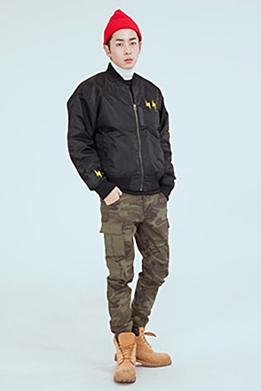 LIGHTNING MA-1 JUMPER번개 항공점퍼[3color / one size]