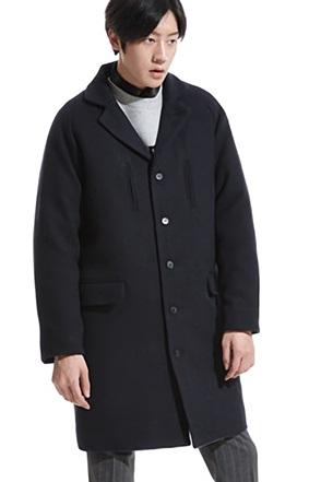 WOOLEN BALMACAAN COAT울 발마칸 코트[2color / one size]