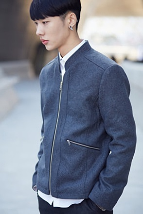 WOOL SINGLE RIDER JACKET울 싱글 라이더 자켓[2color / 2size]