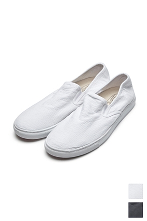 BANDING SIMPLE SLIP-ON 밴딩 심플 슬립온 [2color / 6size]