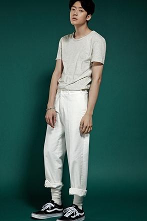 SINGLE ROUNDHALF T-SHIRTS싱글 라운드 반팔 티셔츠50% SALE[16color /3size]